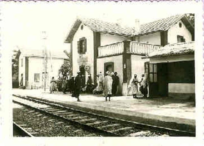Gare de Malakoff Oued Sly